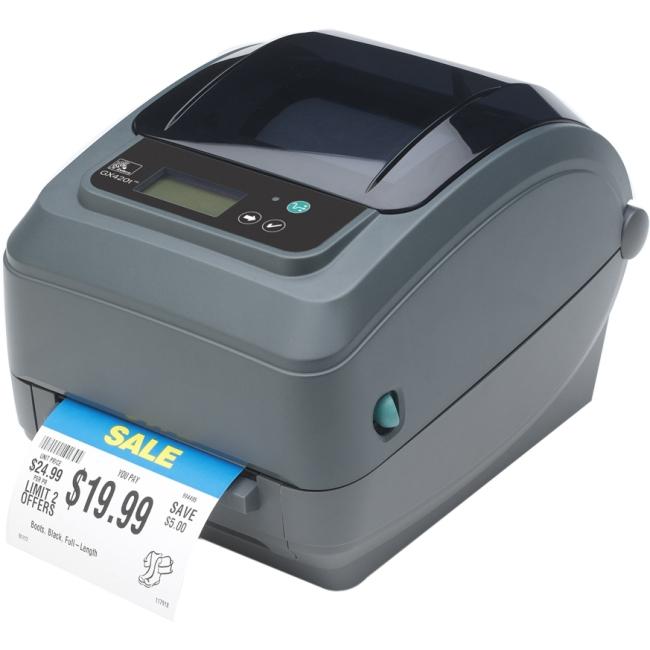 Zebra Desktop Printer GX42-102412-150 GX420t