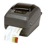Zebra Desktop Printer GX43-102510-000 GX430t