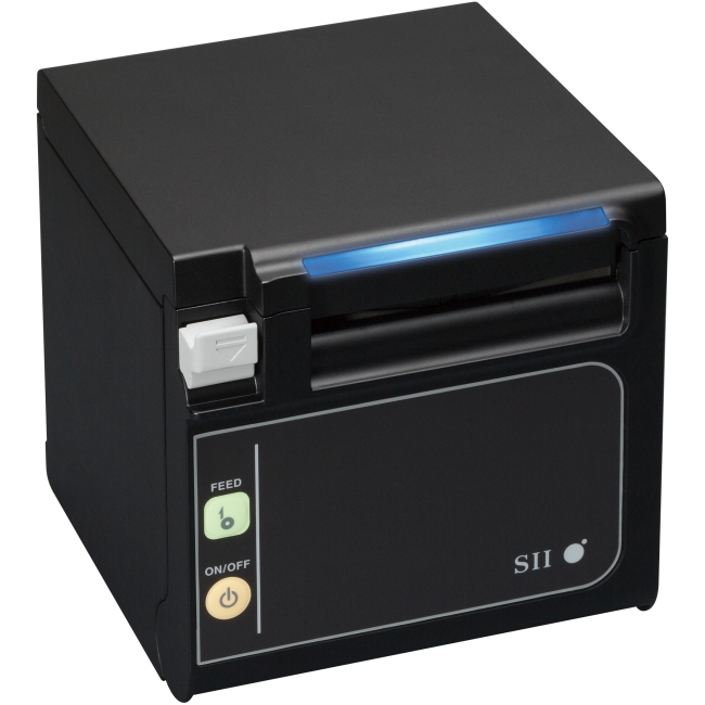 Seiko Qaliber Small Footprint High Speed POS Printer RP-E11-K3FJ1-U1C3 RP-E11