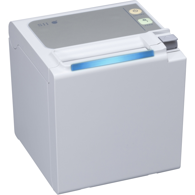 Seiko Qaliber Small Footprint High Speed POS Printer with LAN RP-E10-W3FJ1-E0C3 RP-E10