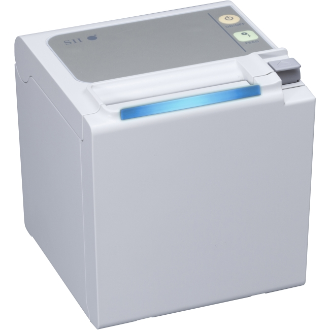 Seiko Qaliber Small Footprint High Speed POS Printer RP-E10-W3FJ1-S2C3 RP-E10