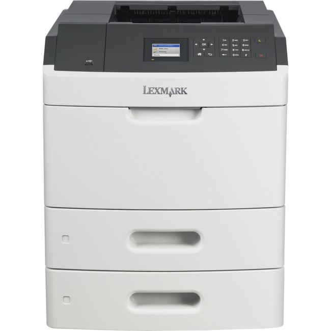 Lexmark Laser Printer Government Compliant 40GT480 MS812DTN