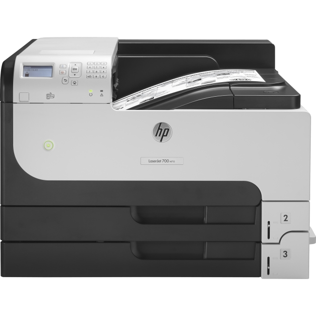 HP LaserJet Enterprise 700 Printer CF235A#BGJ M712N