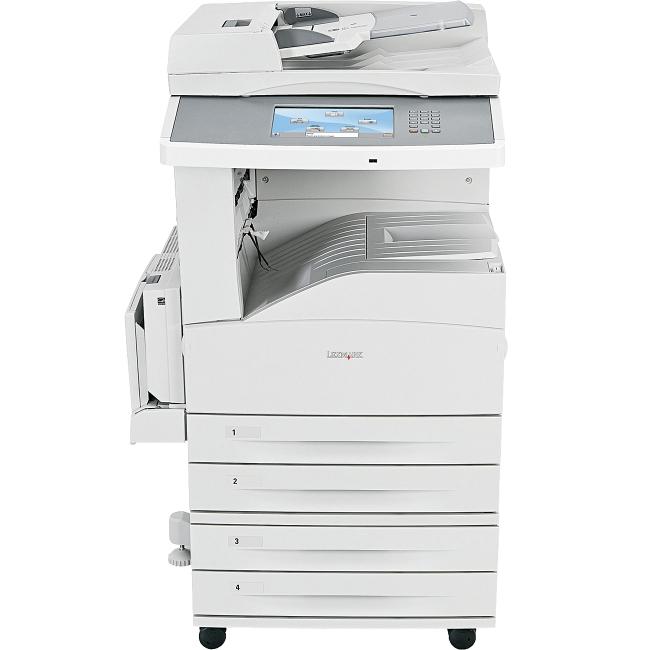 Lexmark Multifunction Printer 19Z4175 X862DTE 4