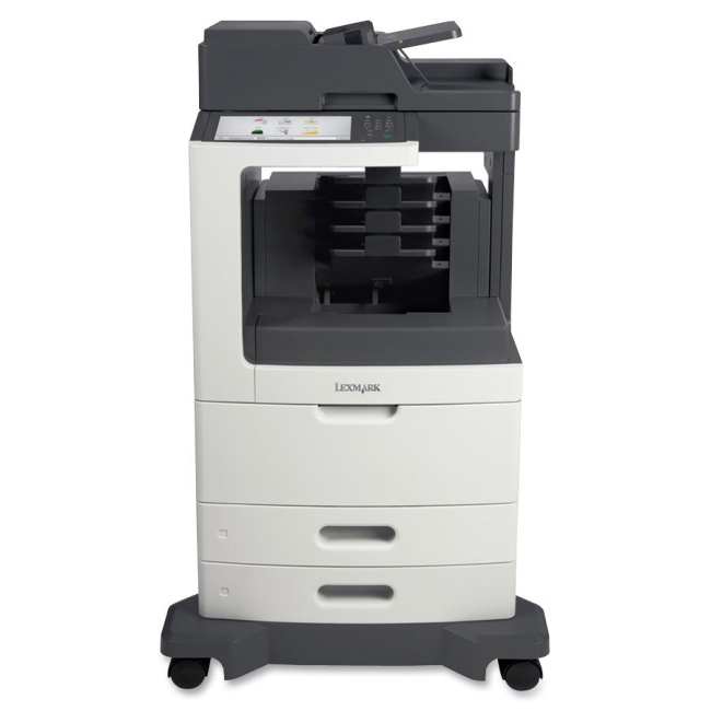 Lexmark Laser Multifunction Printer Government Compliant 24T7410 MX810DME