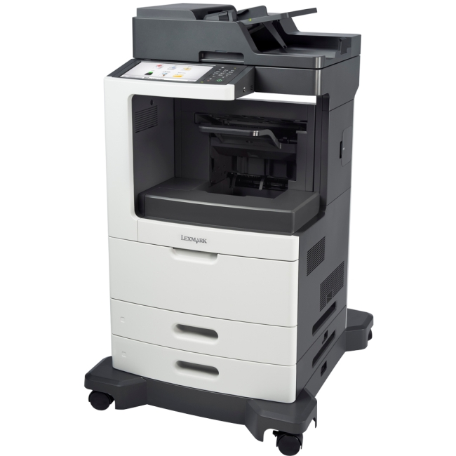 Lexmark Laser Multifunction Printer Government Compliant 24TT120 MX811DFE