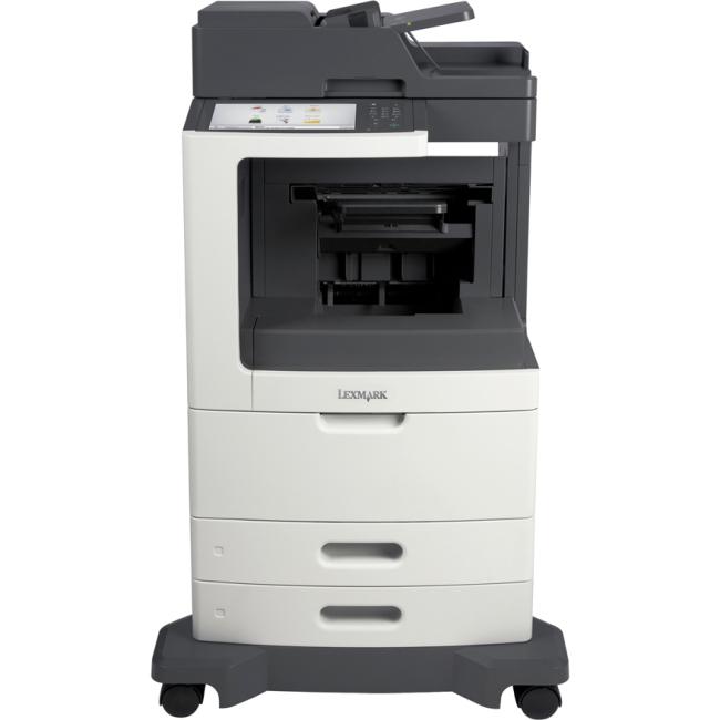 Lexmark Laser Multifunction Printer Government Compliant 24TT132 MX812DFE