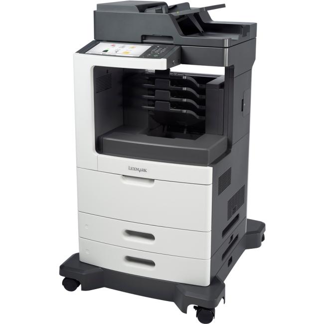 Lexmark Laser Multifunction Printer Government Compliant 24TT134 MX812DME
