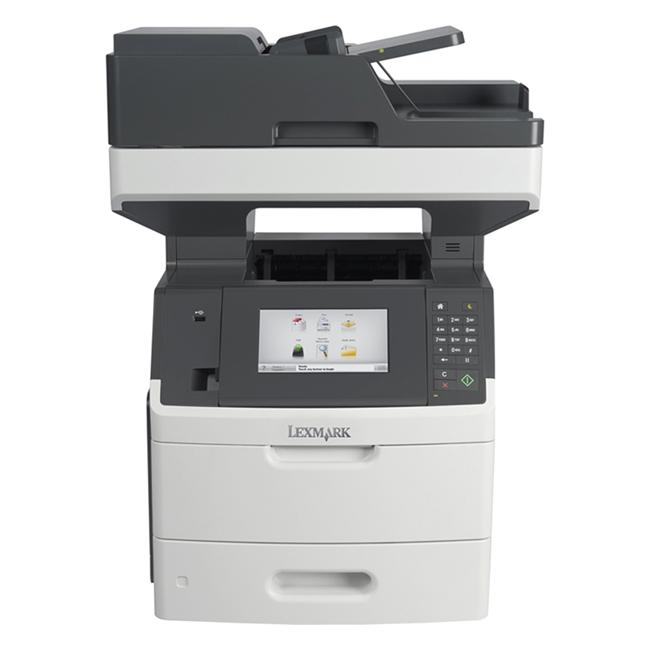 Lexmark Multifunction Laser Printer Government Compliant 24TT201 MX710DE