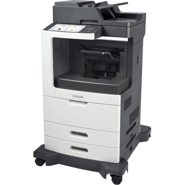 Lexmark Laser Multifunction Printer Government Compliant 24TT208 MX810DFE