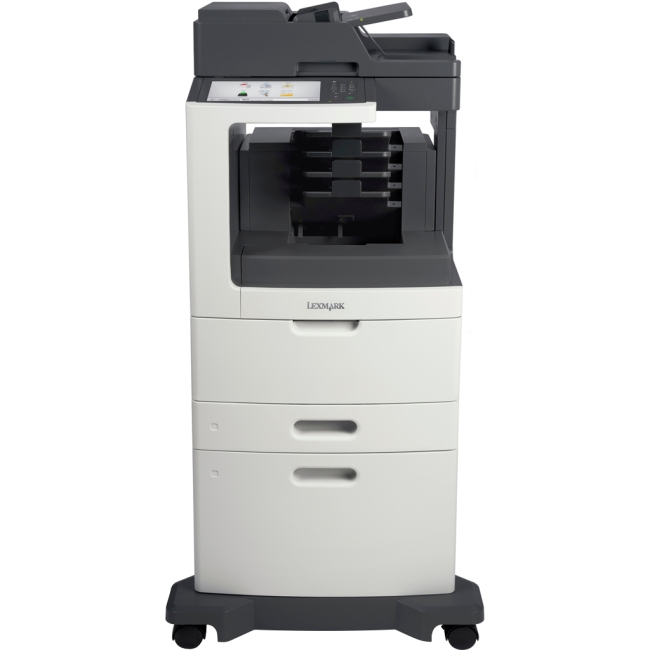 Lexmark Laser Multifunction Printer Government Compliant 24TT218 MX810DXME