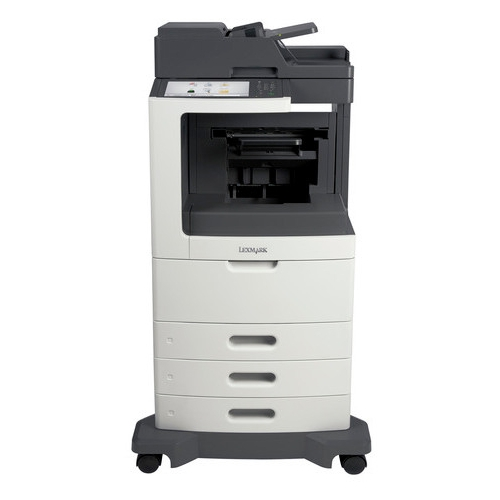 Lexmark Laser Multifunction Printer Government Compliant 24TT224 MX811DTFE
