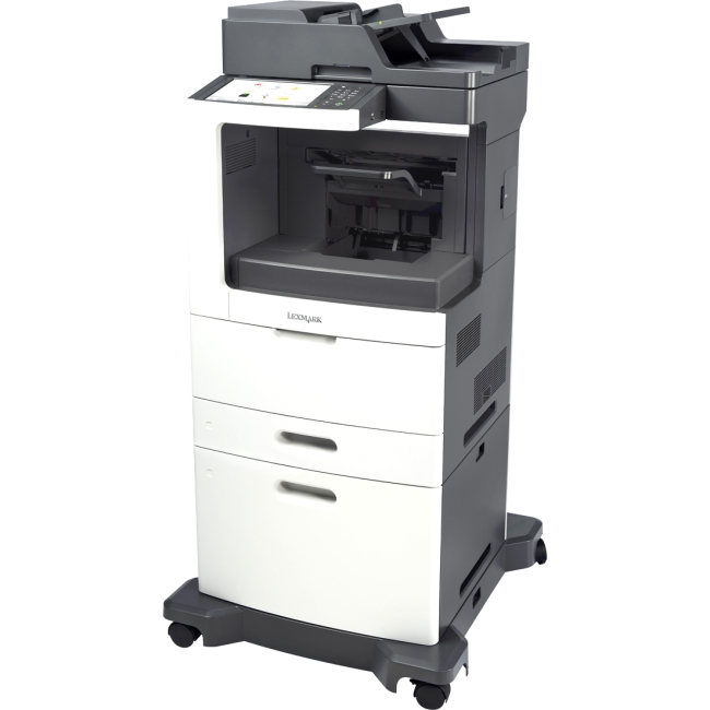 Lexmark Laser Multifunction Printer Government Compliant 24TT228 MX811DXFE
