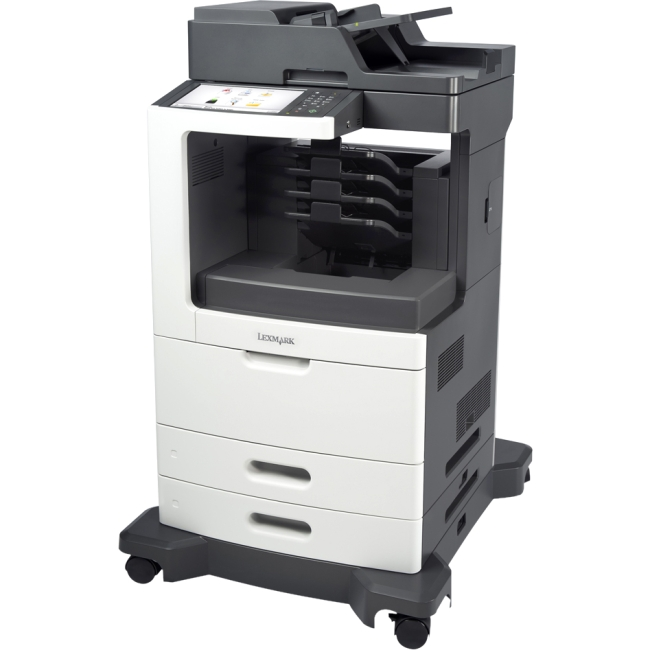 Lexmark Laser Multifunction Printer Government Compliant 24TT234 MX812DME
