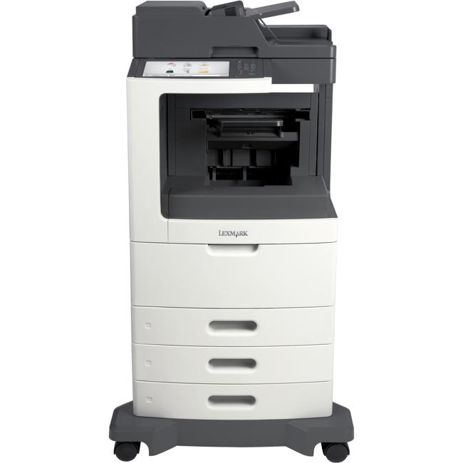 Lexmark Laser Multifunction Printer Government Compliant 24TT235 MX812DTE