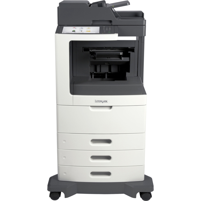 Lexmark Laser Multifunction Printer Government Compliant 24TT238 MX812DTME