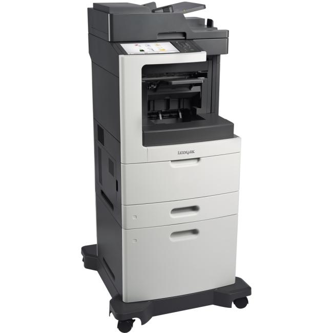 Lexmark Laser Multifunction Printer Government Compliant 24TT239 MX812DXE