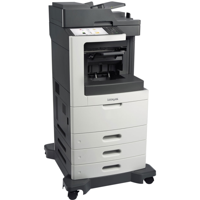 Lexmark Laser Multifunction Printer Government Compliant CAC Enabled 24TT354 MX810DTE