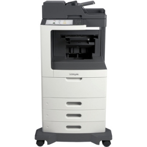Lexmark Laser Multifunction Printer Government Compliant CAC Enabled 24TT367 MX811DTFE