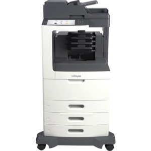Lexmark Laser Multifunction Printer Government Compliant CAC Enabled 24TT369 MX811DTME