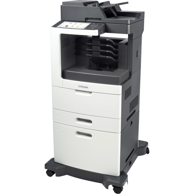Lexmark Laser Multifunction Printer Government Compliant CAC Enabled 24TT383 MX812DXFE