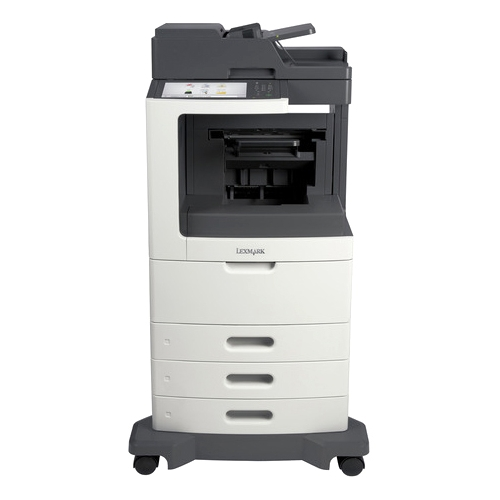 Lexmark Laser Multifunction Printer Government Compliant CAC Enabled 24TT385 MX812DXME
