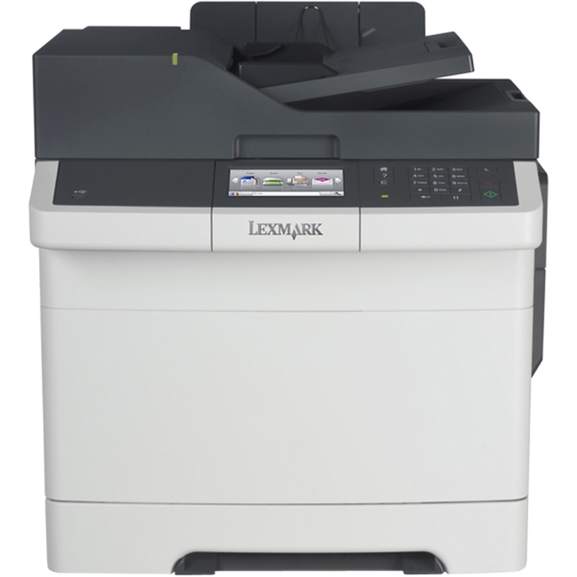 Lexmark Color Laser Multifunction Printer Government Compliant 28DT500 CX410E