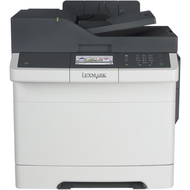 Lexmark Color Laser Multifunction Printer Government Compliant 28DT551 CX410DE