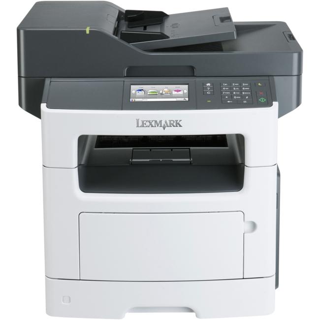 Lexmark Multifunction Laser Printer Government Compliant 35ST893 MX510DE