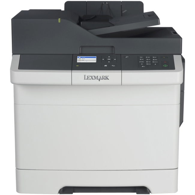 Lexmark Color Laser Multifunction Printer Government Compliant 28CT552 CX310DN