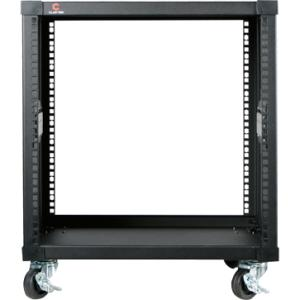 Claytek 10U 450mm Depth Simple Server Rack WD-1045