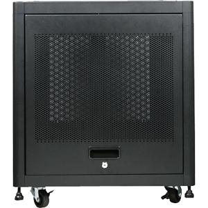 Claytek 10U 1000mm Depth Stylish Rackmount Cabinet WSE-1010