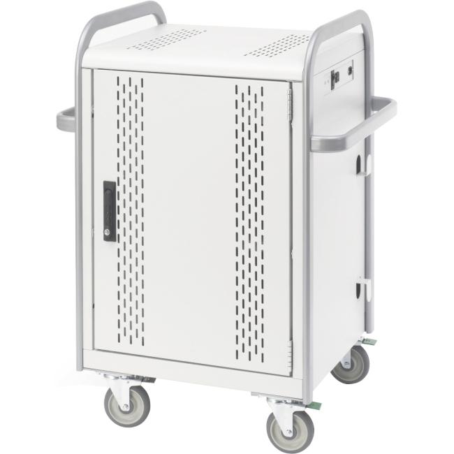 Bretford 20 Unit Laptop/Netbook Cart MDMLAP20-CTAL