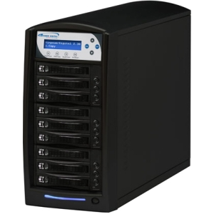Vinpower Digital HDDShark Turbo Hard Drive Duplicator HDDSHARKTB-8T-BK