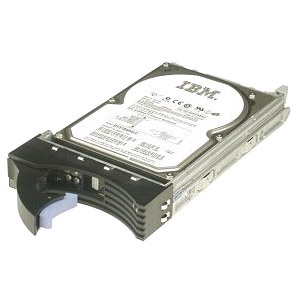 IBM-IMSourcing Hard Drive with Tray 39R7350