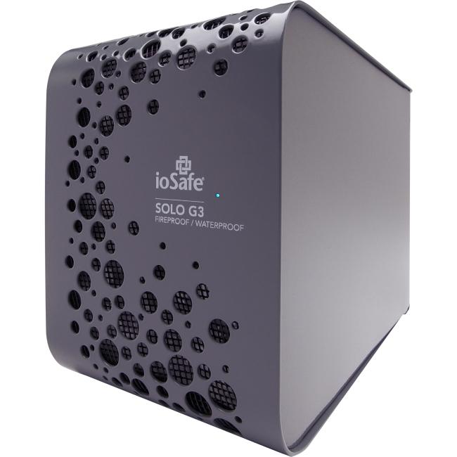 ioSafe Solo G3 for Mac SK3TB-MAC
