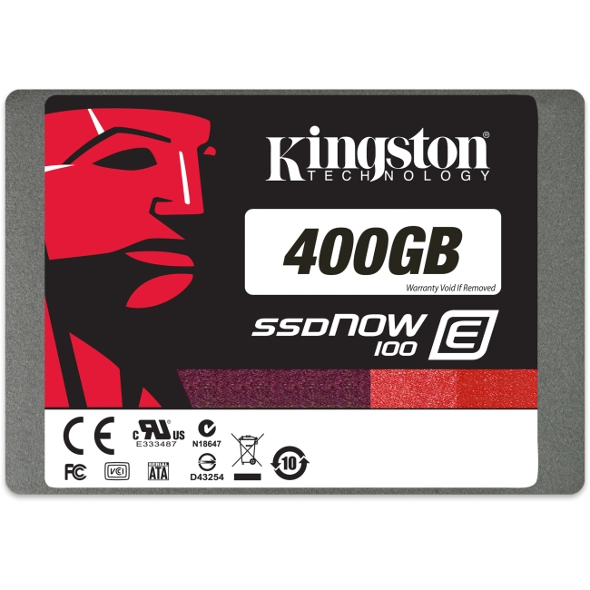 Kingston SSDNow E100 Solid State Drive KG-S284X
