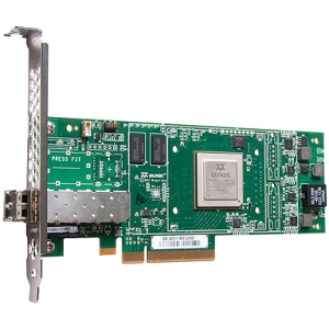 HP StoreFabric 16GB 1-port PCIe Fibre Channel Host Bus Adapter QW971A SN1000Q