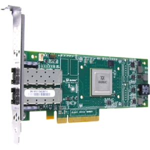 HP StoreFabric 16GB 2-port PCIe Fibre Channel Host Bus Adapter QW972A SN1000Q