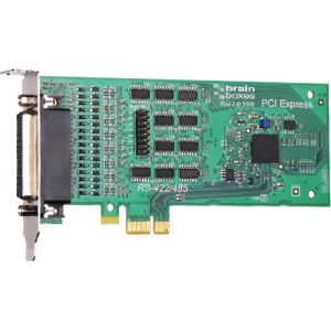 Brainboxes 4-port Serial Adapter PX-335