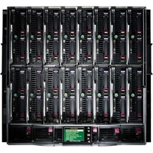 HP Virtual Connect FlexFabric 10/24 Enterprise Edition Option 605865-B21 BLc7000