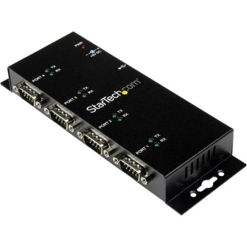 StarTech.com 4-port Serial Hub ICUSB2324I
