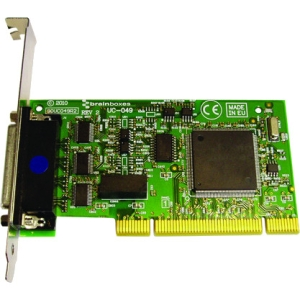 Brainboxes 4 Port RS232 PCI Serial Card Opto Isolated TX,RX,GND,CTS & RTS UC-083
