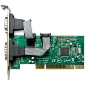 SYBA Multimedia 2-port Serial Adapter SY-PCI15004
