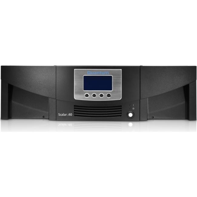 Quantum Scalar i40 Tape Library LSC14-CH6N-119H