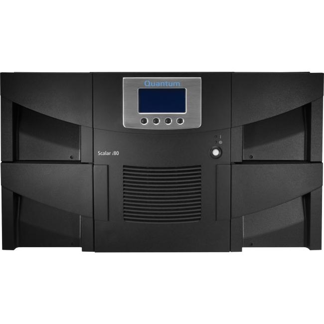 Quantum Scalar i80 Tape Library LSC18-CH6J-232H