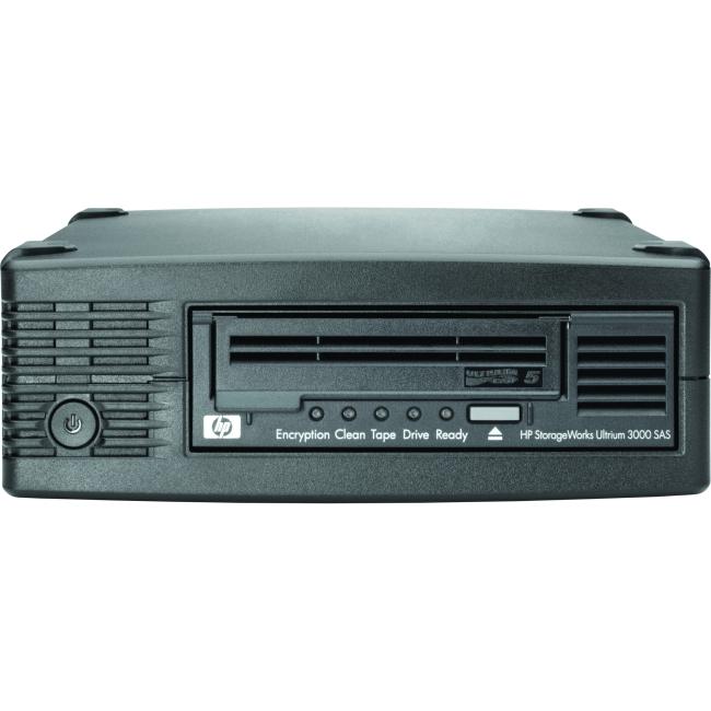 HP LTO-5 Ultrium 3000 SAS External Tape Drive EH958B#ABA