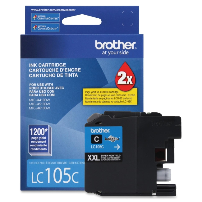 Brother Innobella Ink Cartridge LC105C