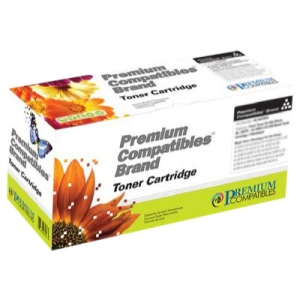Premium Compatibles Toner Cartridge TK542Y-PC