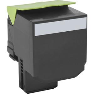Lexmark 8K Black Toner Cartridge 70C0X10 700X1